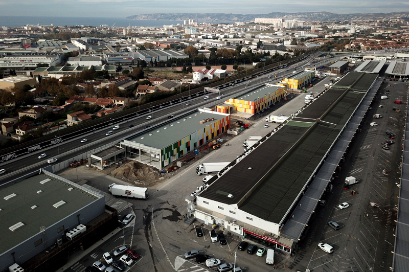 Economic and ecological transition for the Market of National Importance Marseille Mediterranean