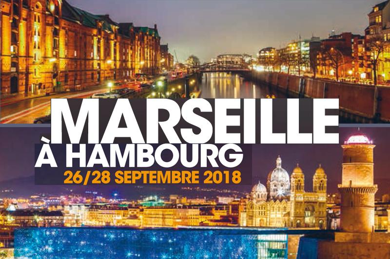 Marseille-Hambourg : zoom sur une mission d'attractivité spéciale 60 ans de jumelage