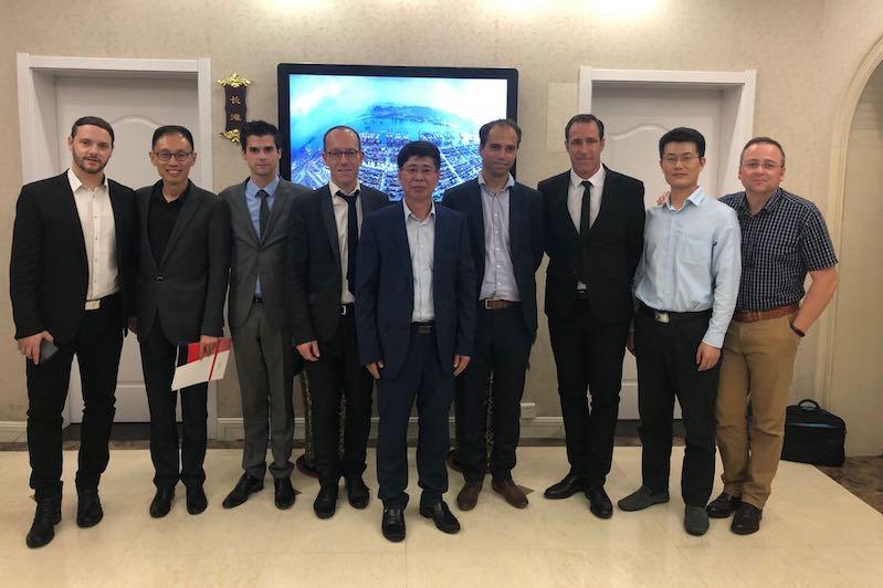 Marseille-Provence convoite les investisseurs chinois