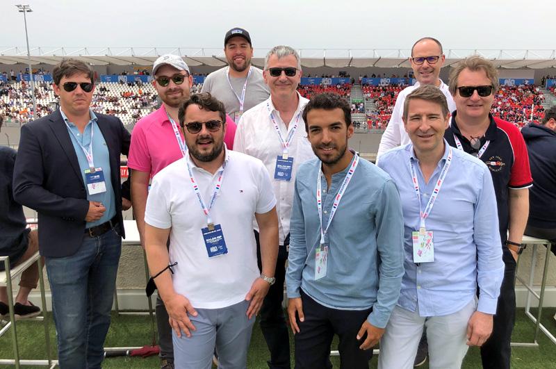 Opération VIP au Grand Prix de France de Formule 1