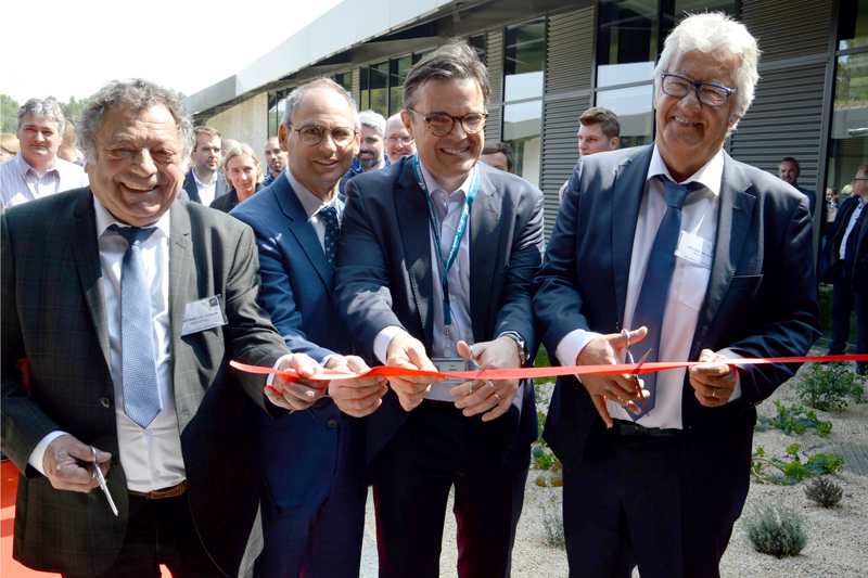 ID Logistics' headquarters live up to their ambitions