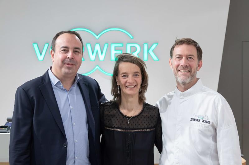 L'allemand Vorwerk implante sa deuxième boutique française à Marseille