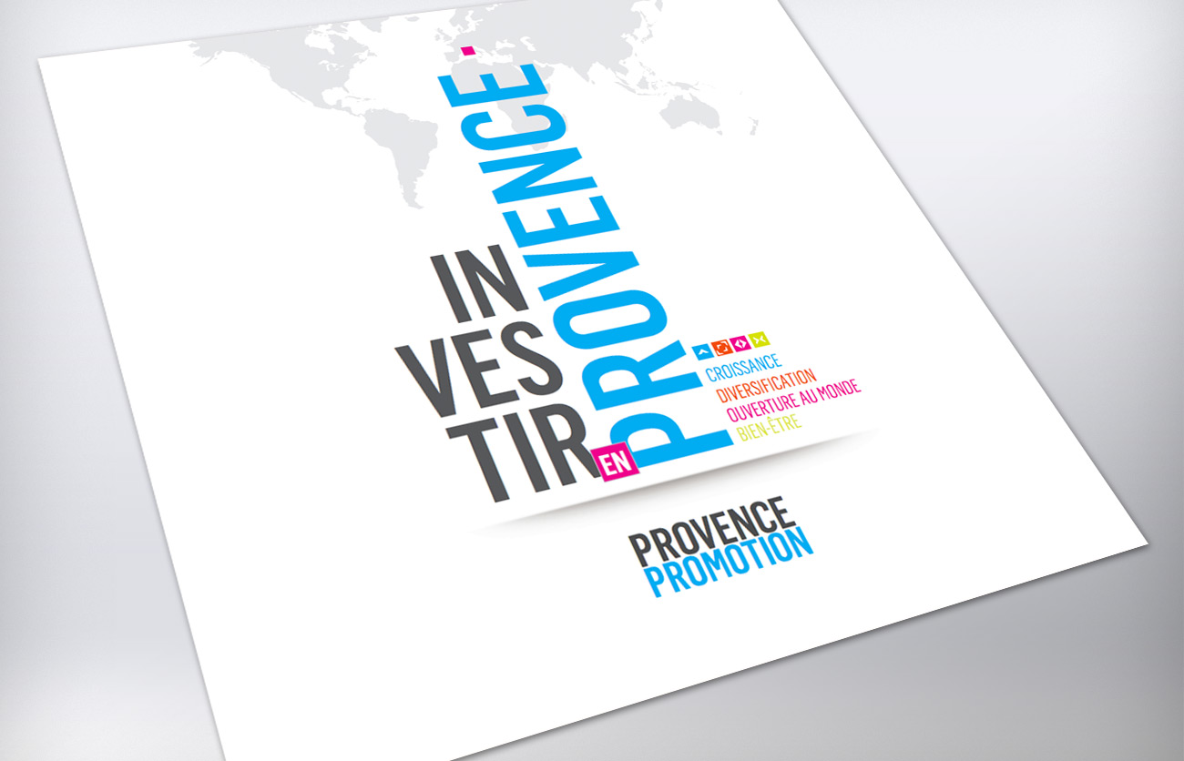 Plaquette Provence Promotion