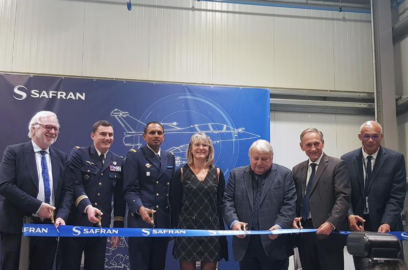 Safran investit à Istres dans la formation et la maintenance