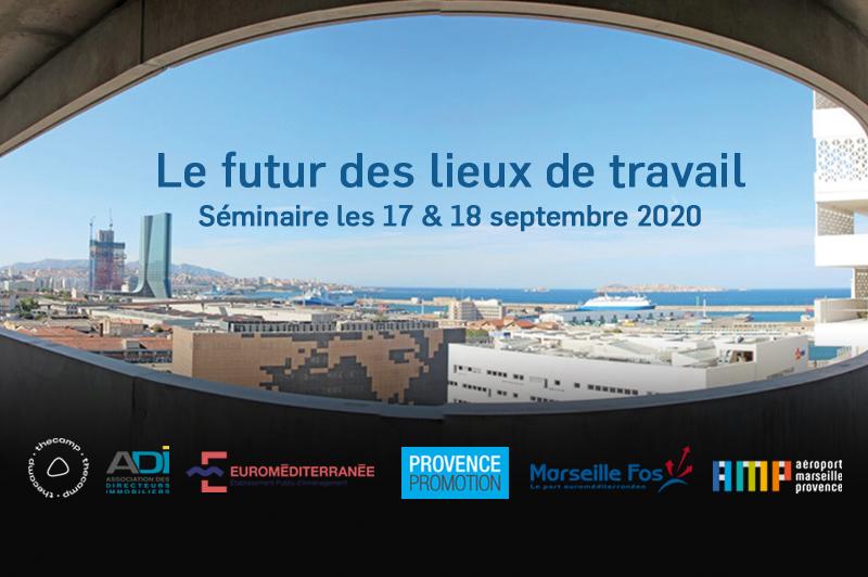 Le futur des lieux de travail s'invente dans la Métropole Aix-Marseille- Provence