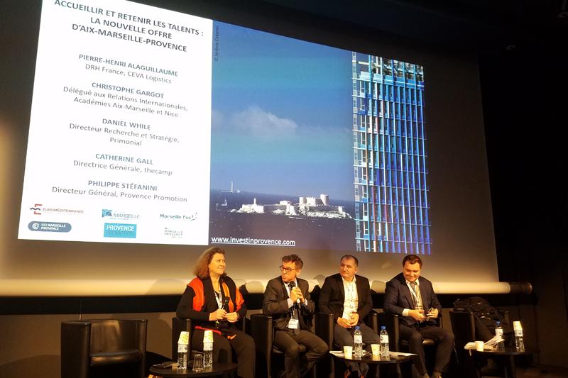 Attirer les talents : la réponse d'Aix-Marseille-Provence au SIMI