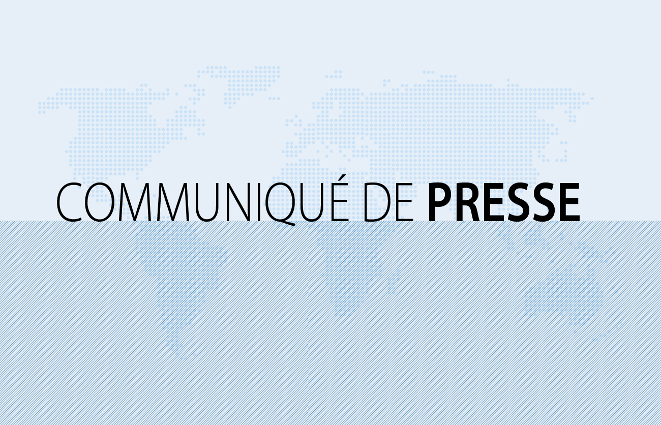 Communiqué de presse au 26.06.18 - Tendance à la hausse pour les résultats de l'agence au 1er semestre 2018