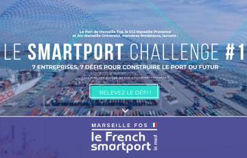 French Smart Port in med, une démarche partenariale et des challenges pour les startups