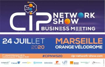 The Provence Méditerranée IT Club creates the event at the Orange Velodrome