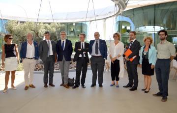Une journée d'immersion en Provence pour treize ambassadeurs français