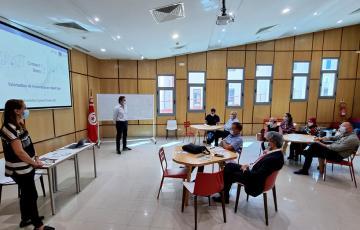 Collaboration avec Connect'Innov LAB, le 1er incubateur HealthTech tunisien