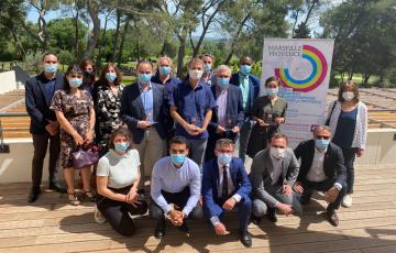 Le label «Invest in Provence» décerné à 6 entreprises du Pays d'Aix