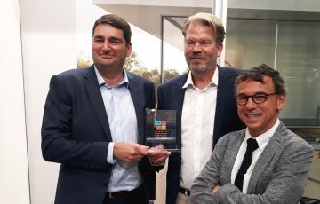 Le groupe allemand Solarlux inaugure son siège France à Aix-en-Provence