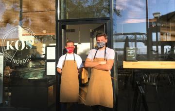 KØS revisite les saveurs nordiques façon snacking à Marseille
