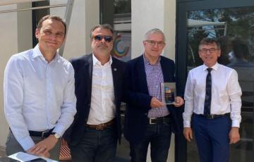 STIL Marposs : l'alliance entre une PME aixoise et un grand groupe italien