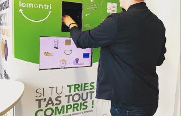Le tri sélectif solidaire et incitatif s'implante à Marseille