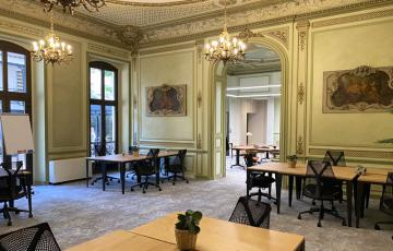 Co-working: Startway moves in to two prestigious buildings in Marseille