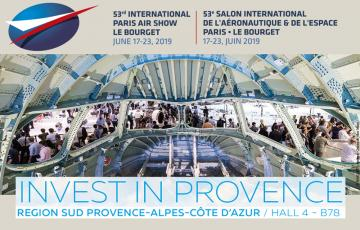 Provence on track for the International Paris Air Show Le Bourget