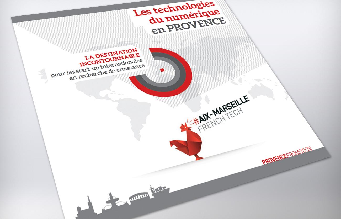 Technologies du numérique en Provence