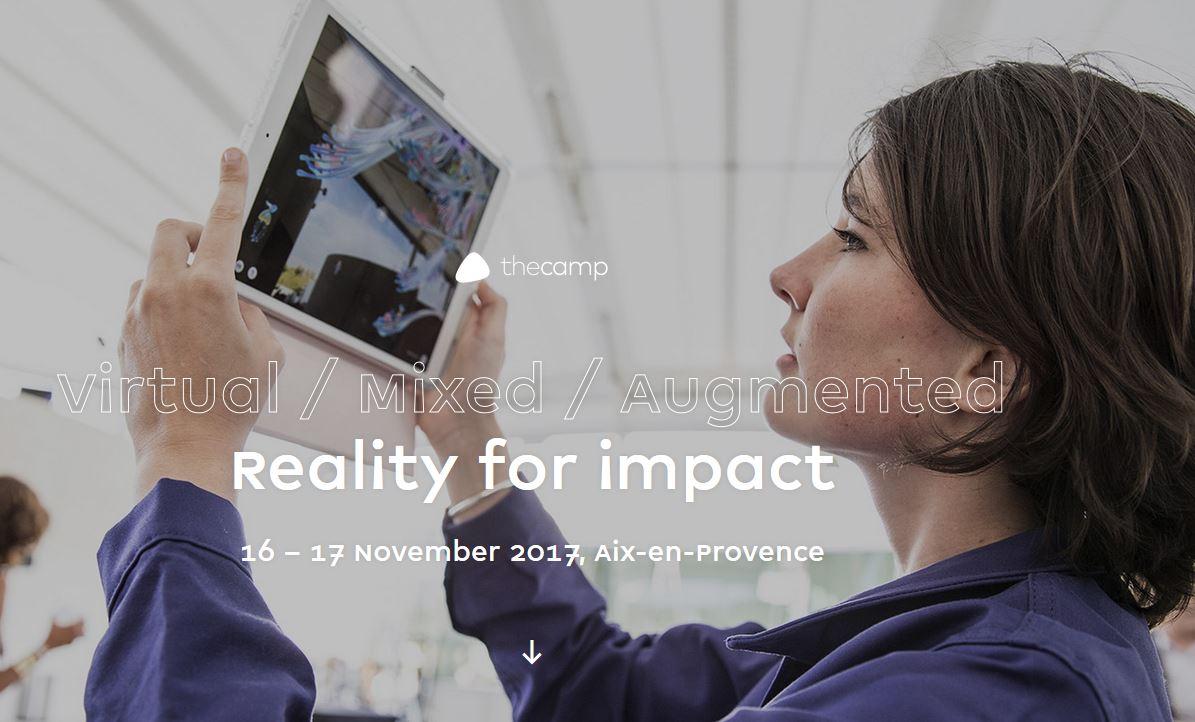 thecamp organise un workshop international sur la réalité virtuelle, mixte et augmentée