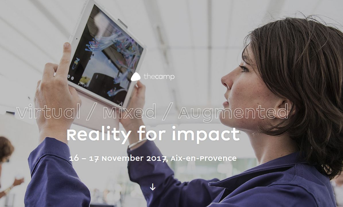 thecamp organizing an international workshop on virtual, mixed and augmented realities
