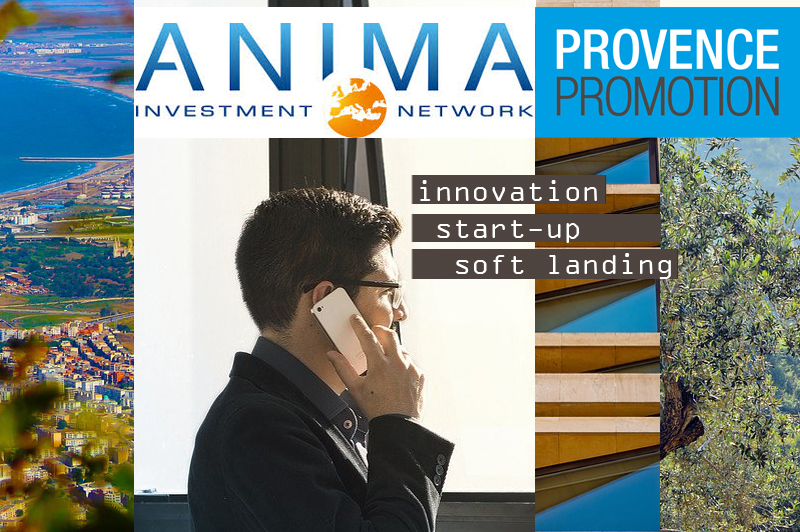 A partnership to attract start-ups from the southern Mediterranean basin to Provence