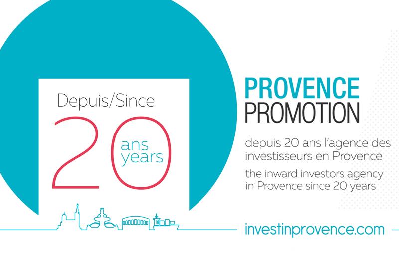 La Provence, the place to be des entreprises étrangères