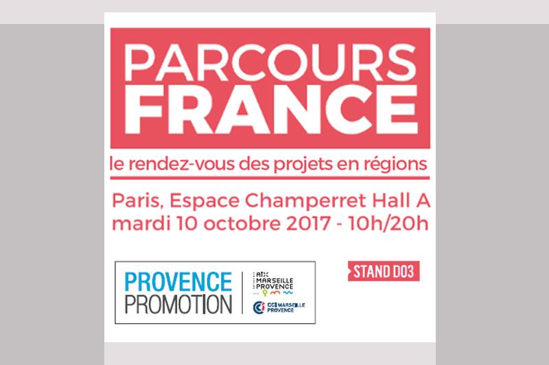 Prenez la route du Sud au salon Parcours France