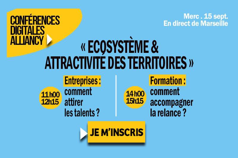 Le média du numérique Alliancy prend ses quartiers à Marseille